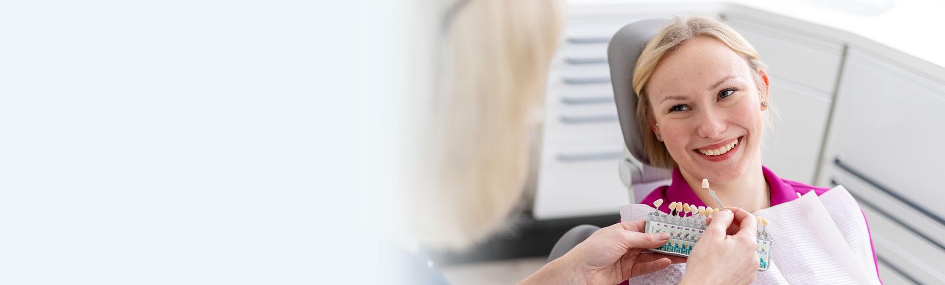 Kompetentes und wirksames Bleaching von fläsh bei ihrem Zahnarzt