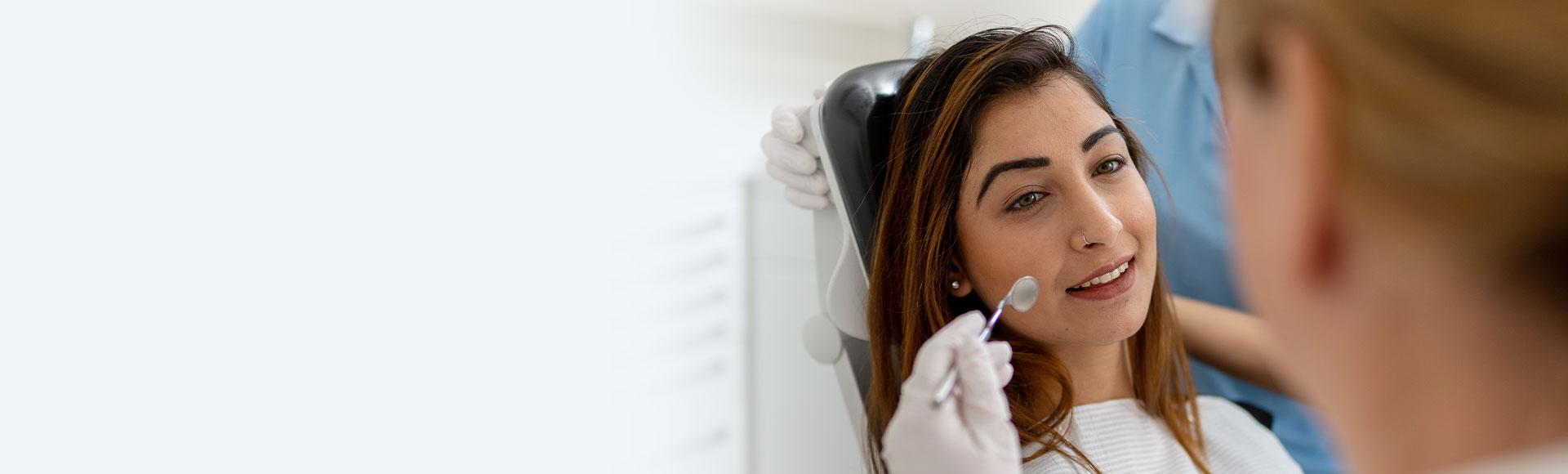 regelmäßige Kontrollen für ihre Zahngesundheit