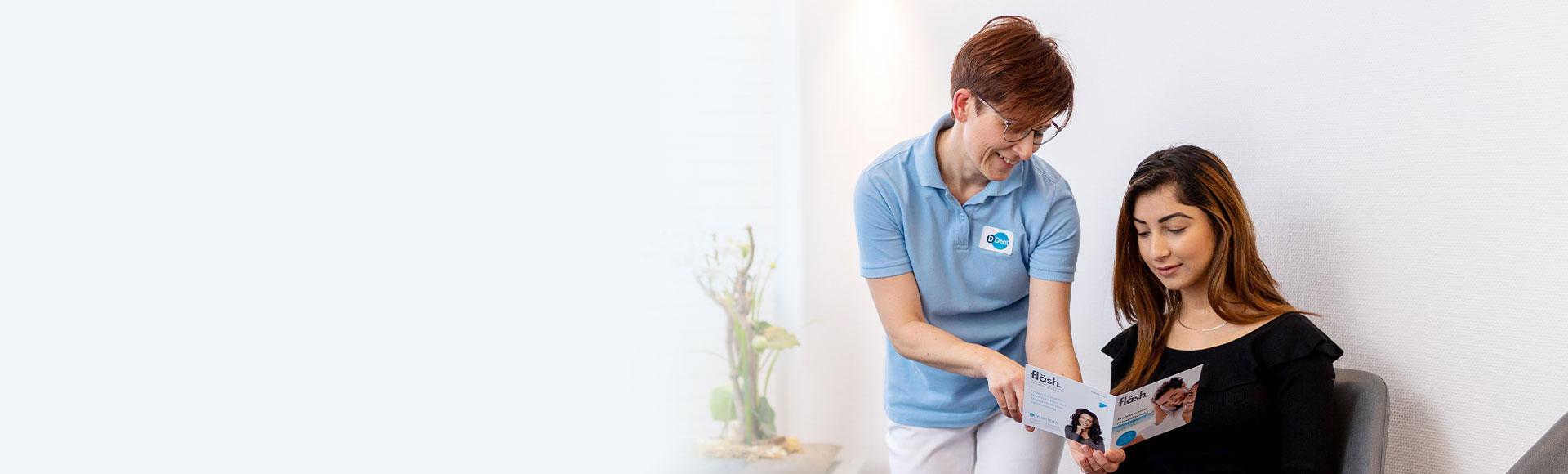 Stellenanzeigen Langenhorn Empfang Zahnarztpraxis